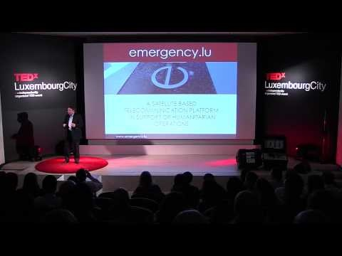 TEDxLuxembourgCity - Marc Bichler - When ICT Saves Lives