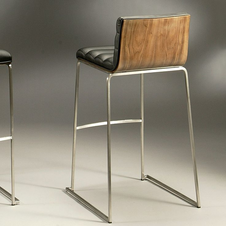 """Pastel Furniture Dominica 26"""" Bar Stool with Cushion 