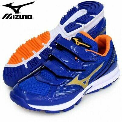 Mizuno Japan Baseball Shoes Training Grants Trainer Umpire 11GT1900 Black
