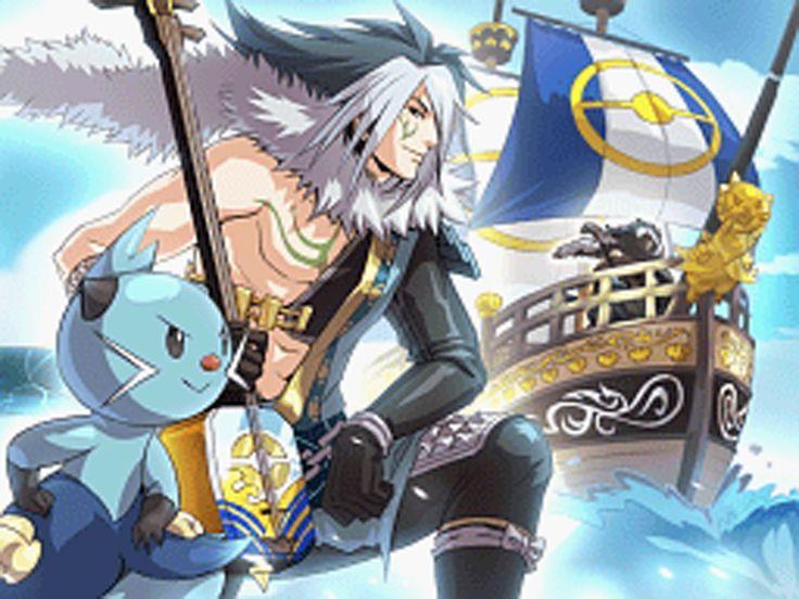 Pokemon Conquest by Selina99999