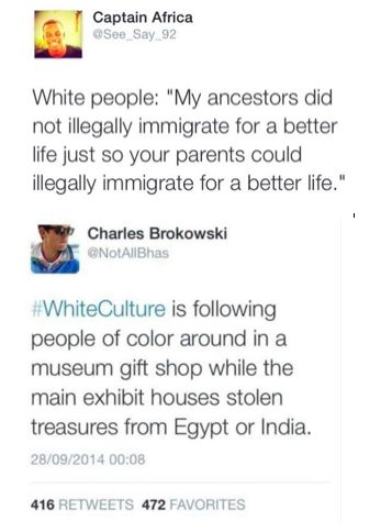 10 Examples That Prove White Privilege Protects White People in Every Aspect Imaginable