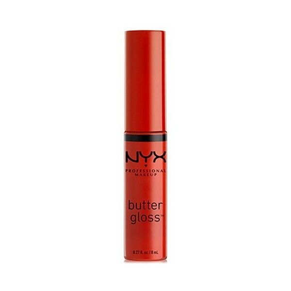 Nyx Professional Makeup Butter Gloss ($5) ❤ liked on Polyvore featuring beauty products, makeup, lip makeup, lip gloss, strawberry jam, shiny lip gloss, glossier lip gloss, nyx lip gloss and nyx lipgloss