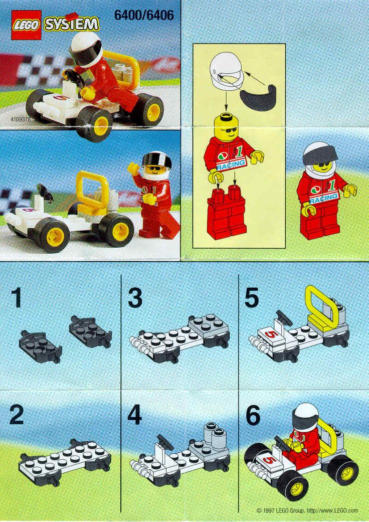 236 Best Images About Lego Instructions On Pinterest