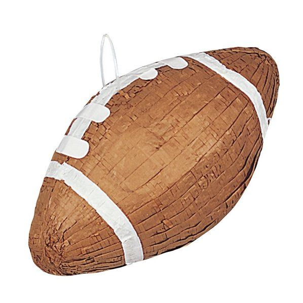 Check out Football Pinata - Cheap Party Supplies from Wholesale Party Supplies