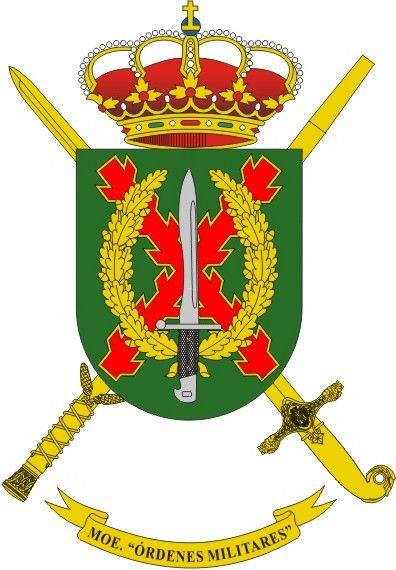 """MOE- Mando de Operaciones Especiales """"´´Ordenes Militares"""""""