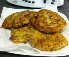 Recipe Corned Beef Fritters - Recipe of category Main dishes - meat