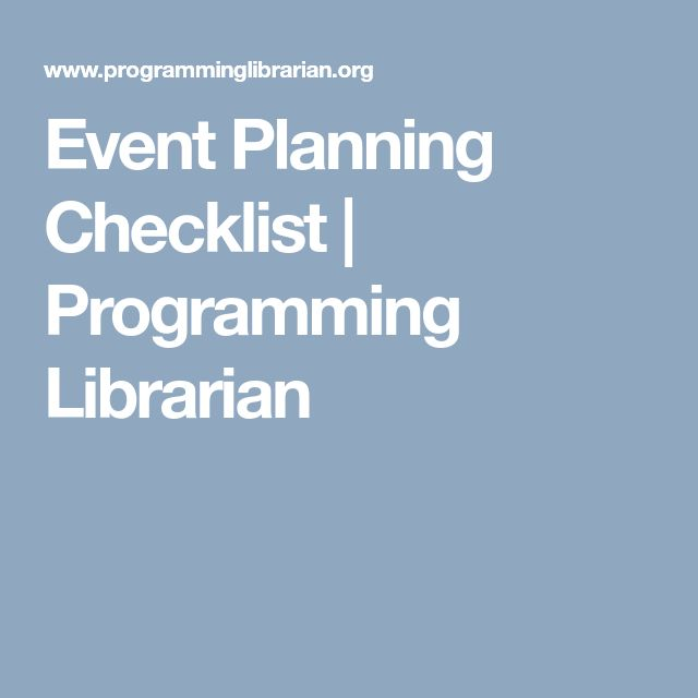 The 25+ best Event planning checklist ideas on Pinterest Event - event plan template
