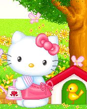 hello kitty screensaver   Download Nature 240x320 Free 240x320 Wallpaper Also Try   Apps ...