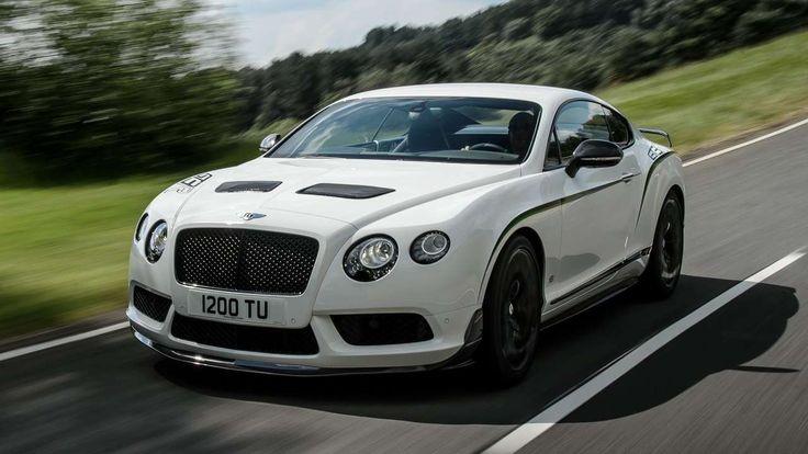 CONTINENTAL GT3-R Die heißeste Versuchung, seit es Bentley gibt