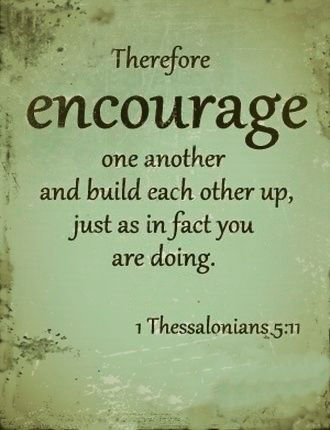 Encourage does more with less than discourage does with more. Be the change.: