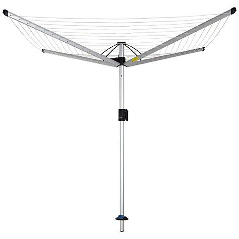 Buy Brabantia Smartlift Rotary Airer, 60m Online at johnlewis.com