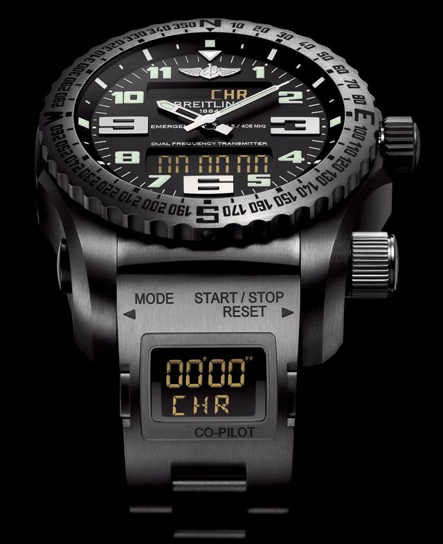 "After Years Of FCC Red Tape, The Potentially Life-Saving Breitling​ Emergency II Watch Arrives In US - see Ariel's piece on it over at Forbes​ ""On July 1st, 2015, Breitling was finally given approval to sell one of their most innovative products here in the United States after several years of effort with various official agencies..."" then see our hands-on & read more about it here: http://www.ablogtowatch.com/breitling-emergency-ii-hands-on-truly-global-rescue-beacon-in-a-watch/"