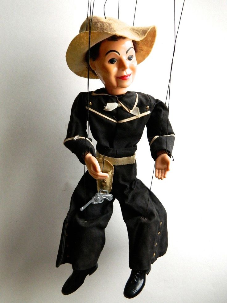 how to make a marionette puppet costume