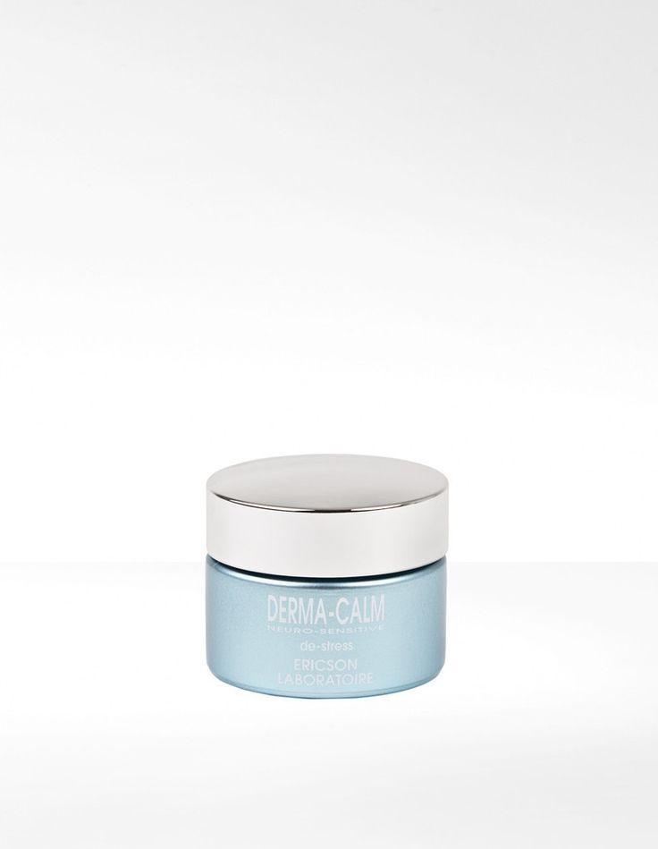De-Stress Cream. Gevoelige huid. Droge-en vochtarme huid. – Ericson Laboratoire
