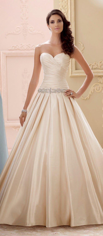 David Tutera para Mon Cheri Primavera 2015 Bridal Collection - Belle Magazine. El Blog de la boda para la novia sofisticada