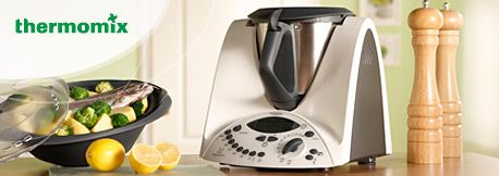 The Thermomix is the best food processor you could ever buy.