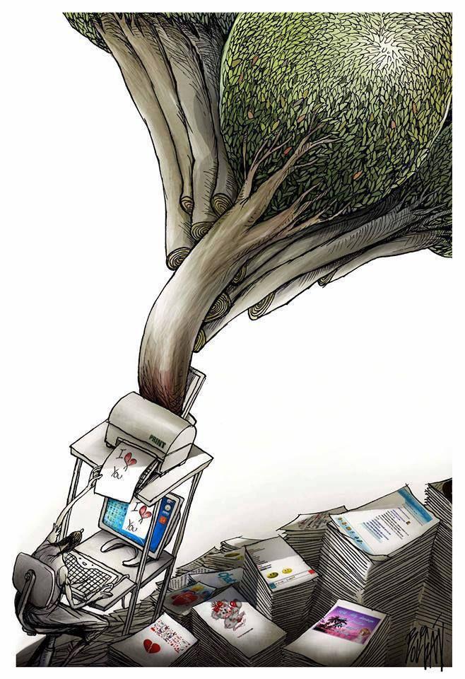 e-volantinaggio, pratico ed ecologico