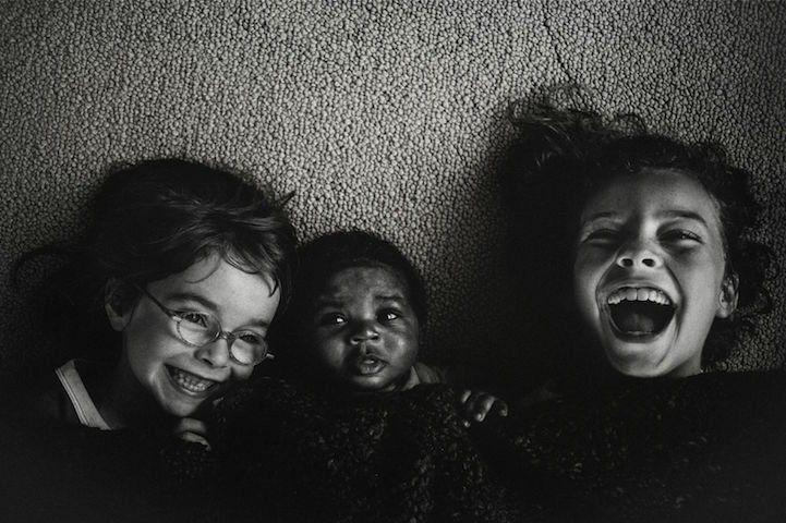 Ensaio fotográfico celebra o belo ato de adotar uma criança | Estilo