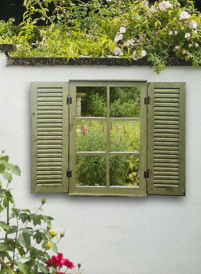 17 Best Ideas About Outdoor Mirror On Pinterest Garden