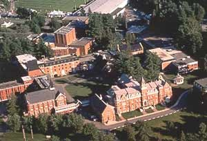 Bishop's University - Lennoxville, QC  Where I will graduate from in May 2012 =)