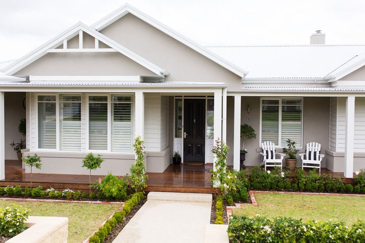 We asked Louise Treacy to share the story of how she built her dream Hamptons home in Victoria.