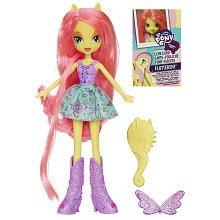 My Little Pony Equestria Girls Doll - Fluttershy