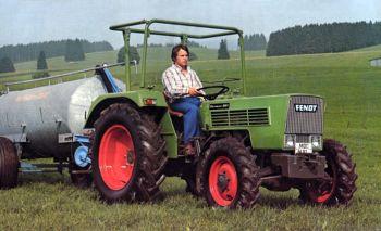 Fendt Farmer 200S '1974–87