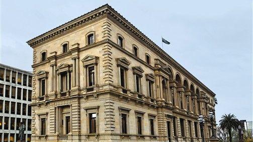 Old Treasury Building, Attraction, Melbourne, Victoria, Australia