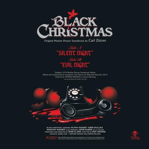 Image result for black christmas