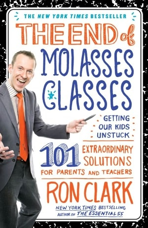 The end of molasses classes book