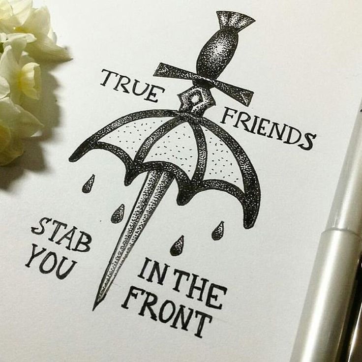 """Bring Me The Horizon's 'True Friend's making for good drawing inspiration  #thatsthespirit #preorders #truefriends"""