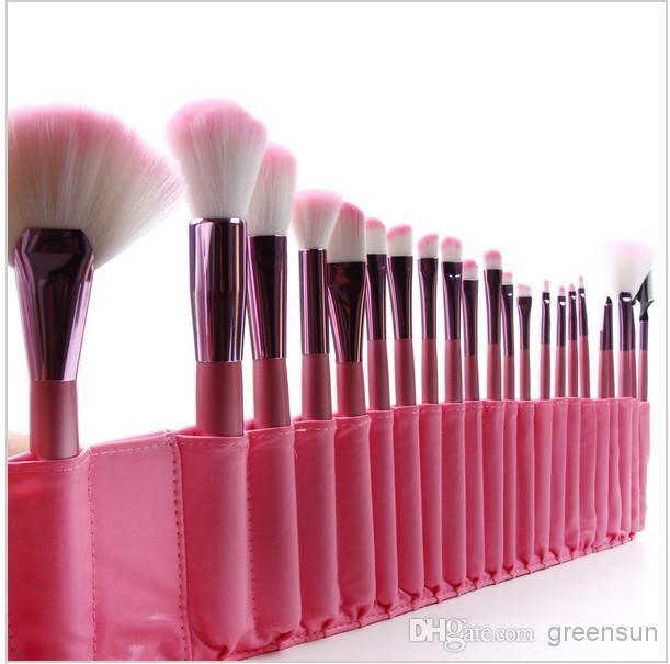 Professionelle 100% 22 StückKosmetik Make Up Pinsel Set Für Make Up Weihnachts Geschenk Von Greensun