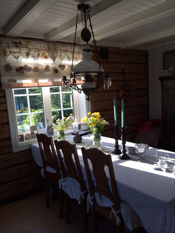 Summer at my cabin