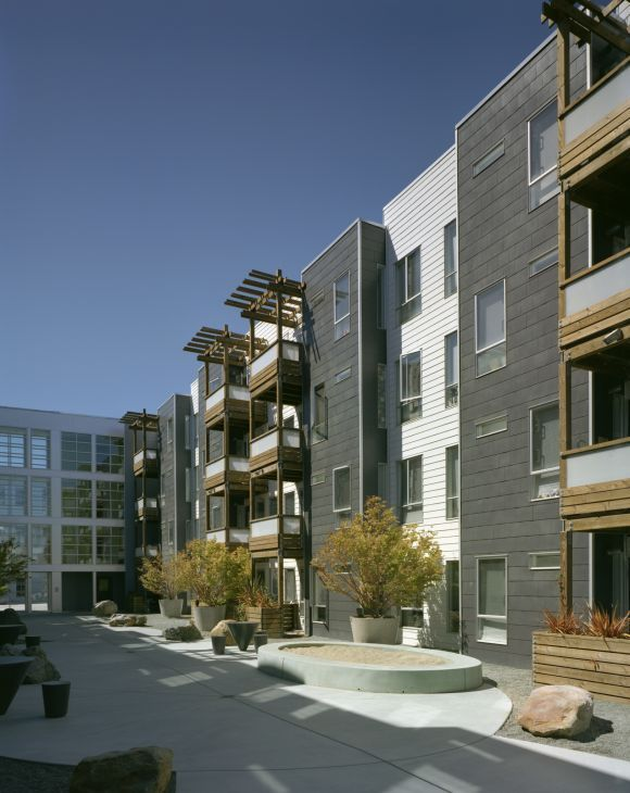 1000 images about housing multi family on pinterest for Multi family living