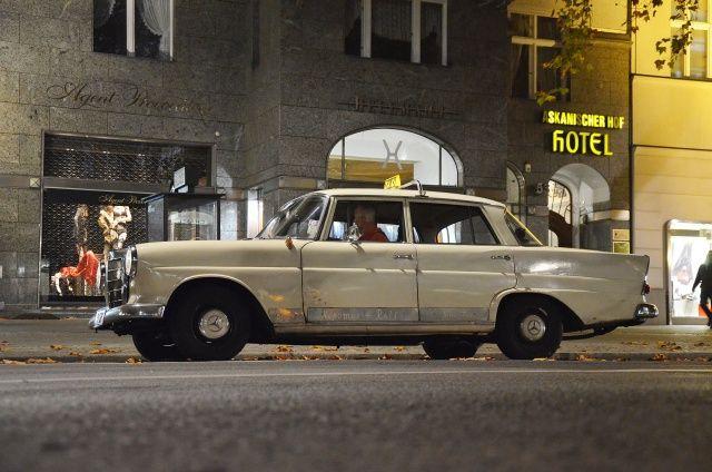 Mercedes-Benz 190d (W110): Das älteste Mercedes Taxi Berlins - Classic - Mercedes-Fans - Das Magazin für Mercedes-Benz-Enthusiasten