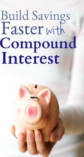 online savings accounts, grow your savings faster, savings account, compound interest, high interest rate