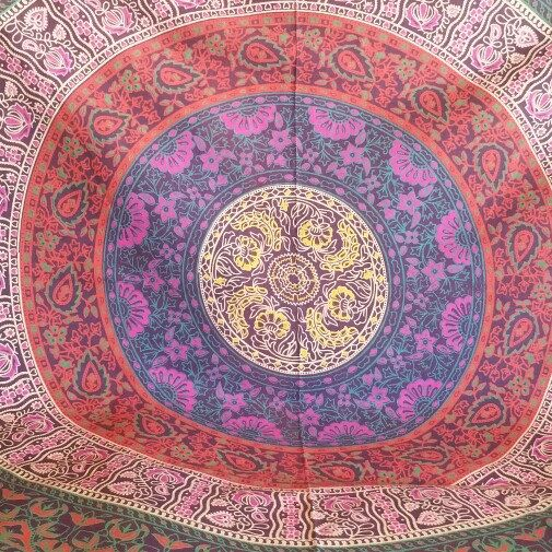 One of the best Mandala tapestries that I hv got!