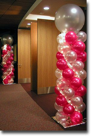 If only we could still do decorations for recruitment :( Balloon Decorations
