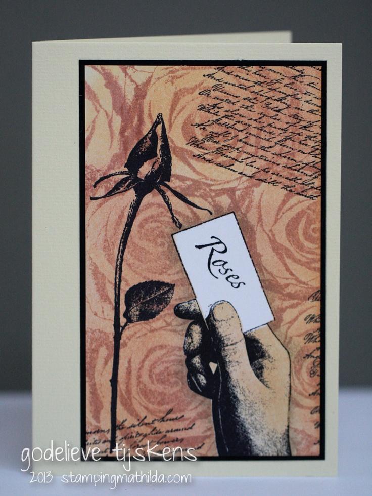StampingMathilda: Art Journey - Hands