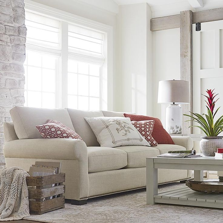American Casual Scarborough Sofa - 180 Best Images About BASSETT CUSTOM LIVING On Pinterest