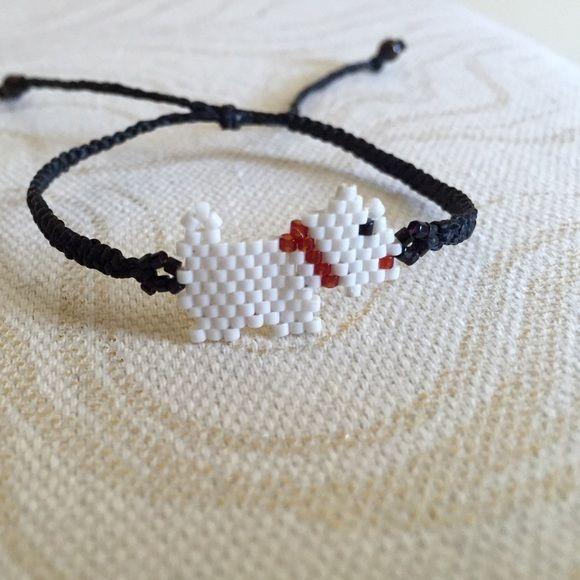 Jewelry - Super Cute Hand Made Dog Bracelets