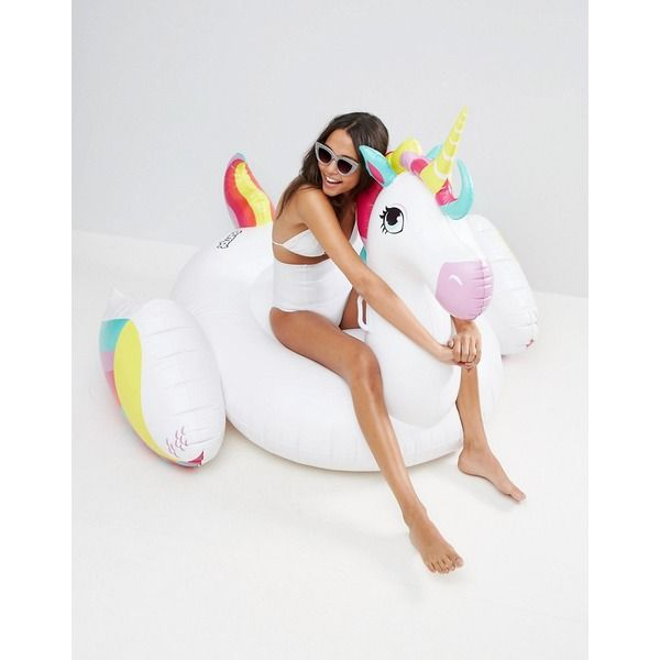 Mr & Mrs Jones - Aufblasbares Einhorn - #unicorn #poolparty #fun