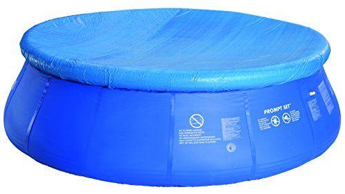 Bâche de protection pour piscine 365 cm: Couverture de piscine pour protéger votre piscine de la saleté et des feuilles Matériel robuste et…