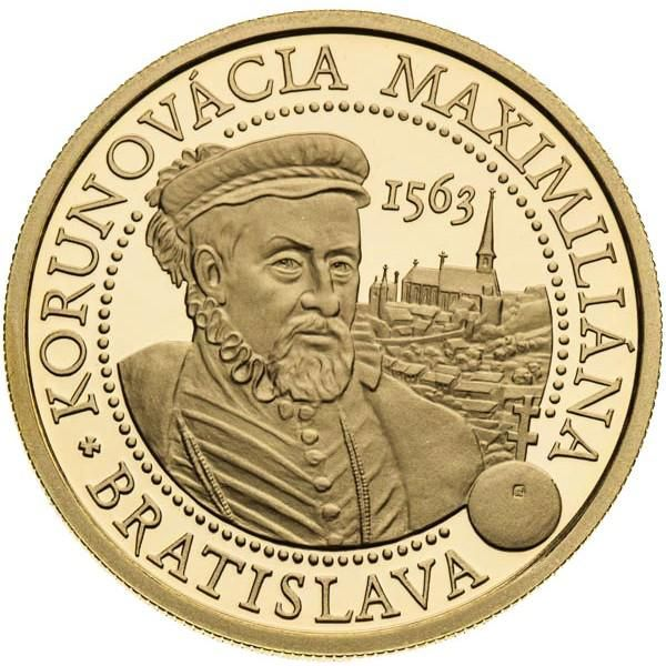 Korunovácia Maximiliána II. - 2013