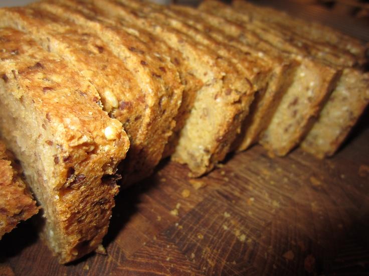 Naturligt glutenfrit grovbrøds-rugbrød - Glad uden gluten