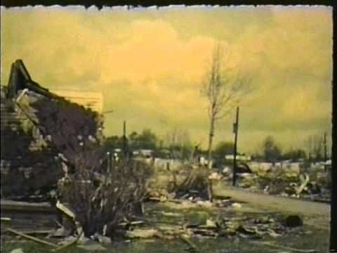 TODAY 40 YRS AGO: I even remember this night in my own hometown. Scary. TRAGIC IN GUIN, Alabama Tornado- April 3, 1974