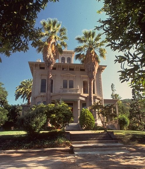 The Muirs' home in Martinez, California is a National Historic Site. This is the Victorian residence of scientist, philosopher and conservationist John Muir from 1890 till his death 1914.