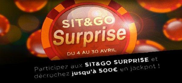 Décrochez le Jackpot en jouant au poker sur PMU.fr, les SitnGo surprise vous attendent