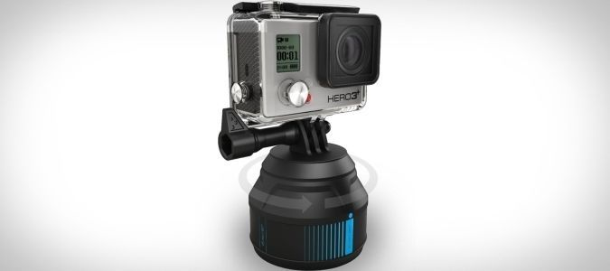 GoPole Scenelapse - 360 Time-Lapse Device for GoPro HERO Cameras