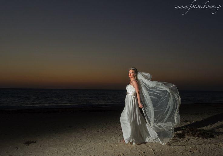 Magnificent wedding photography #Lefkas #Ionian #Greece #wedding #weddingdestination  #bride Eikona Lefkada Stavraka Kritikos